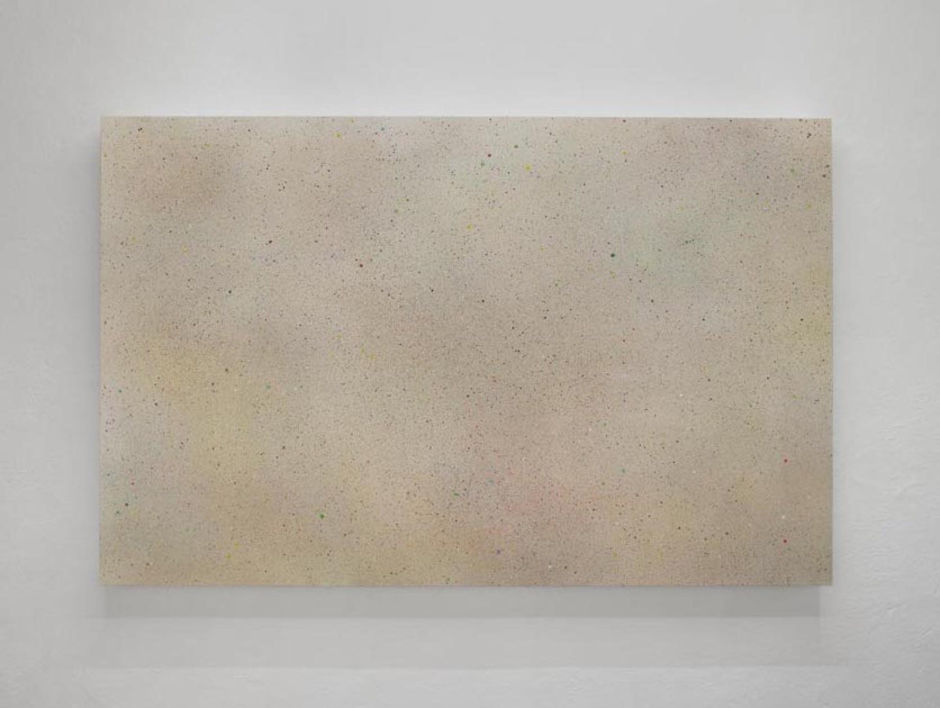 S/T. MIxta s/lienzo. 130x195 cm. 2017